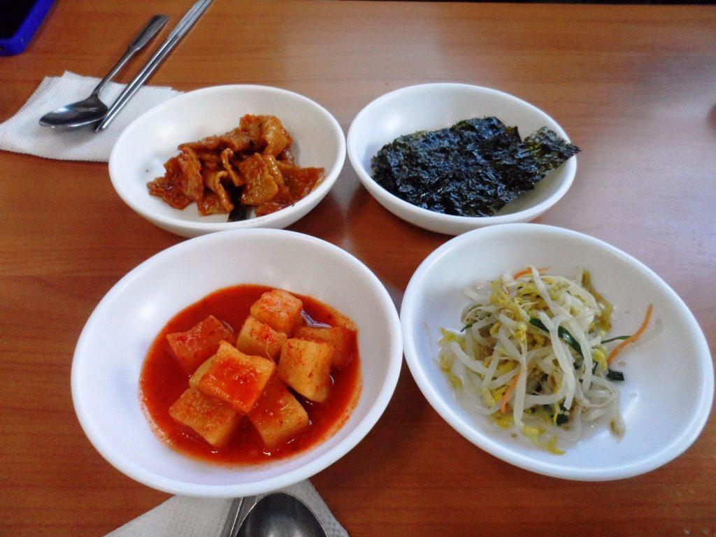 Cơm Bình Dân cho du học sinh Hàn Quốc