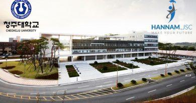 Cheongju Universty - Du học Hàn Quốc Hannam jsc