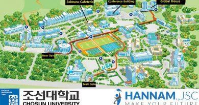 Đại Học Chosun – Chosun University