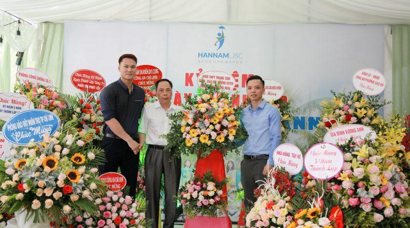 Thư cảm ơn của Ban Tổ chức Lễ Kỷ niệm 05 năm thành lập Công ty Hannam
