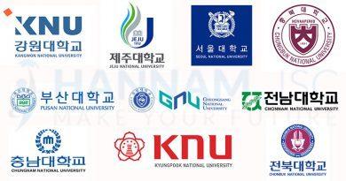 Các trường đại học quốc gia của Hàn Quốc