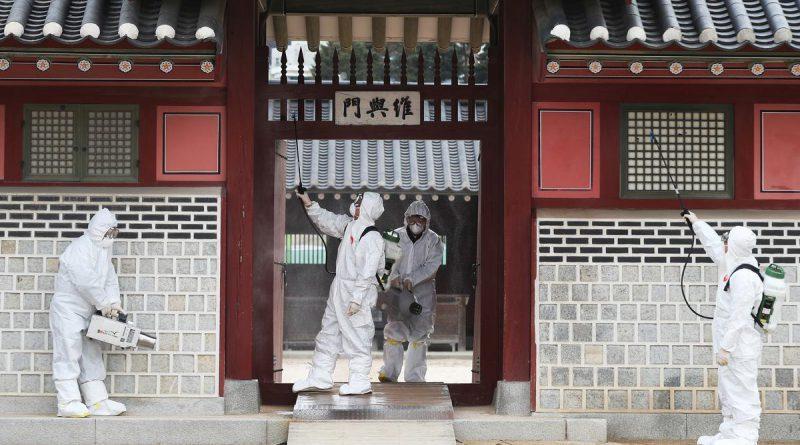 Thông báo của bộ tư pháp Hàn Quốc về phòng dịch Corona