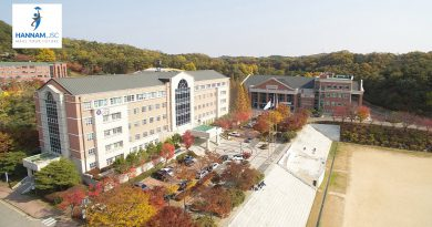 đại học Kookje Hàn Quốc (국제대학교)