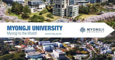 Đại học Myongji Hàn Quốc