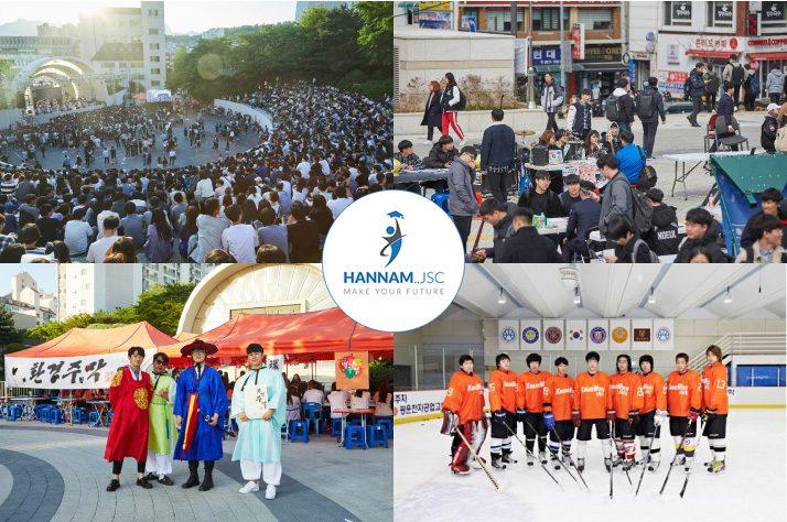 Hoạt động của sinh viên Đại học Kwangwoon- Kwangwoon University