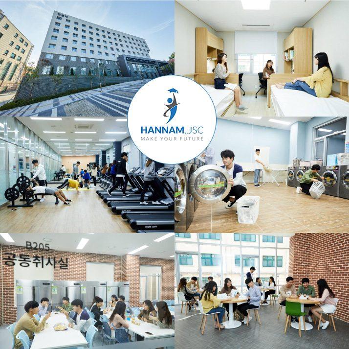Ký túc xá Đại học Kwangwoon- Kwangwoon University